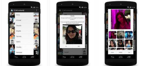actualizar whatsapp con fotos por contacto