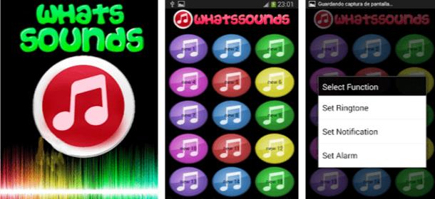 whatssound para actualizar whatsapp sonidos