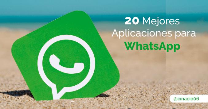 ¿Cómo potenciar WhatsApp? Las mejores 20 Apps gratis para enriquecer tu Whatsapp – Actualizado 2016