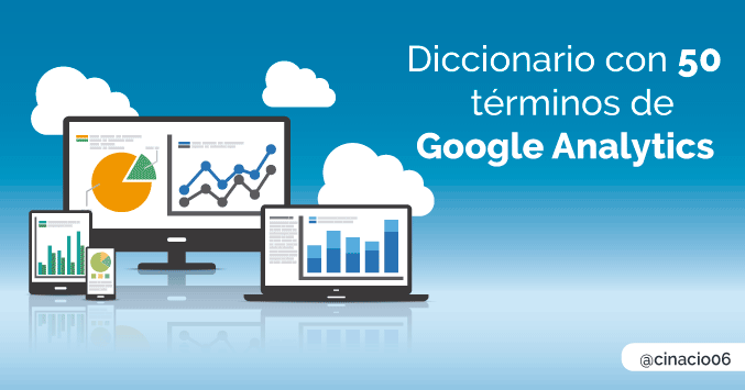 diccionario de google analytics