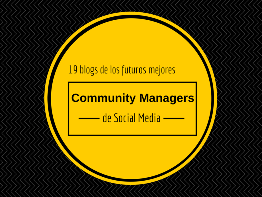 El Blog de Claudio Inacio - 19 blogs de los futuros mejores  Community Managers de Social Media