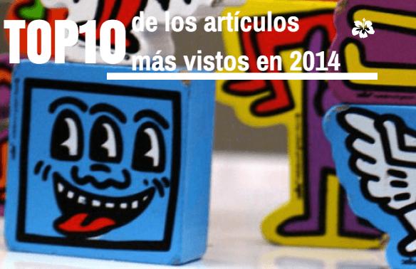Top10 de los artículos más vistos en el blog en 2014