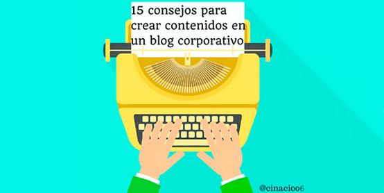 consejos par crear tu blog