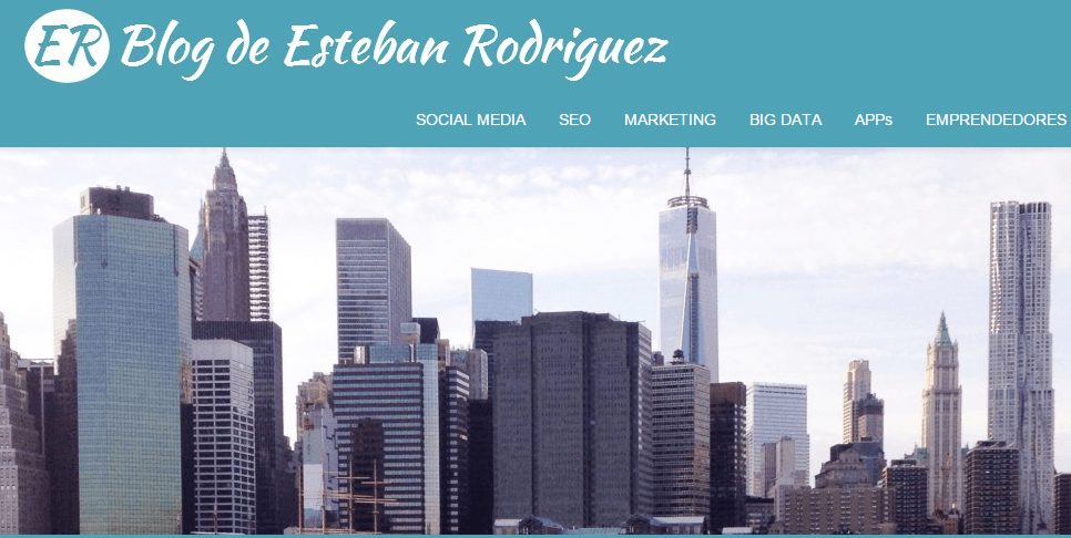 Blog sobre Marketing Digital  social media y big data