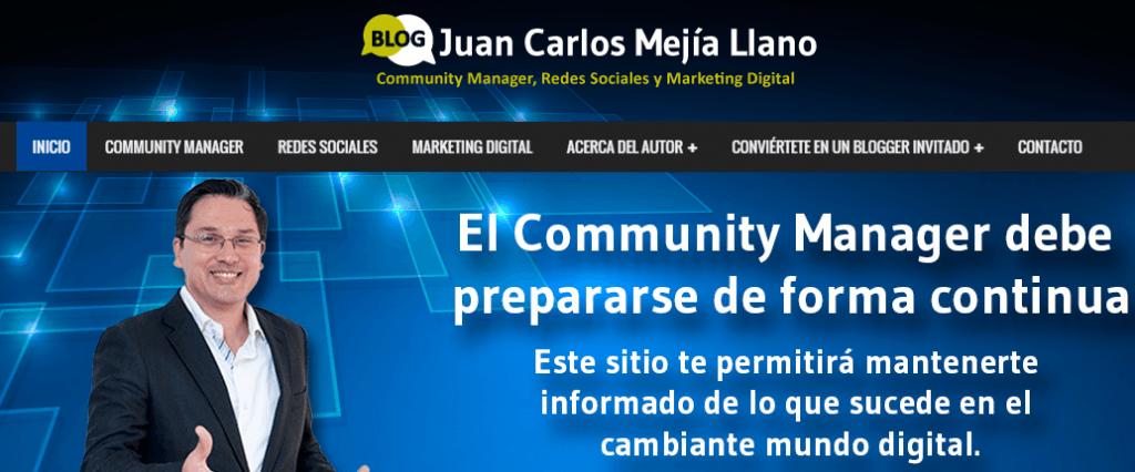 blog de Juan carlos Mejía