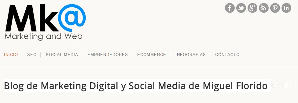 blog de Miguel florido