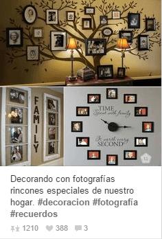 decoracion con relojes