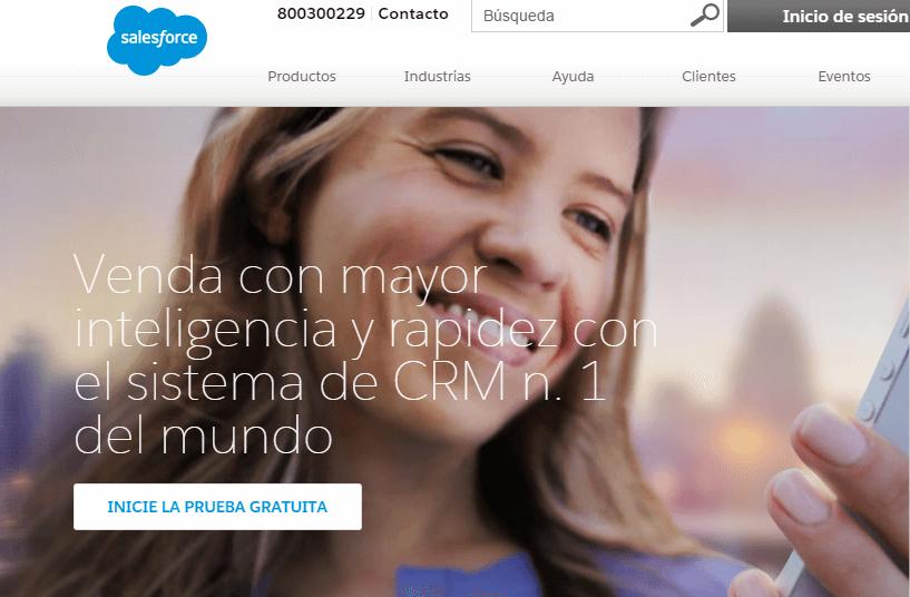 herramienta Salesforce