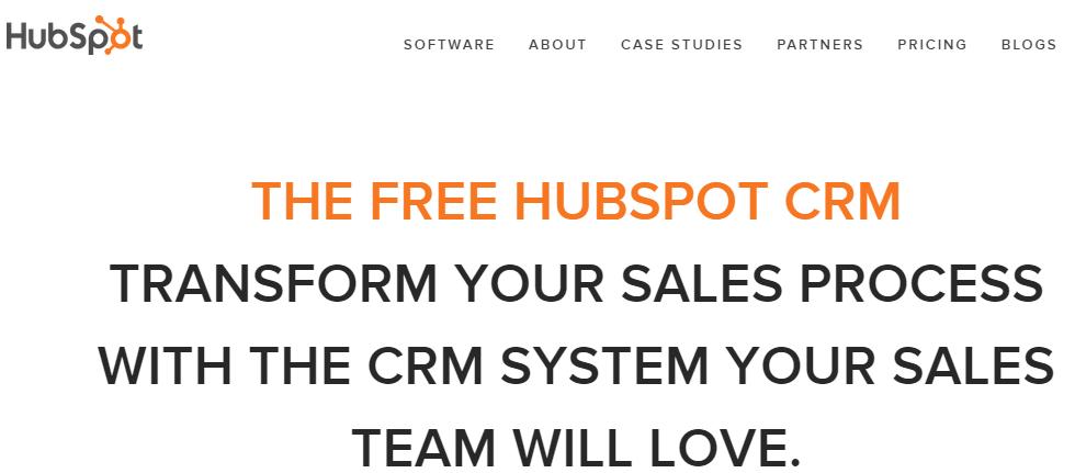 herramienta HubSpot CRM