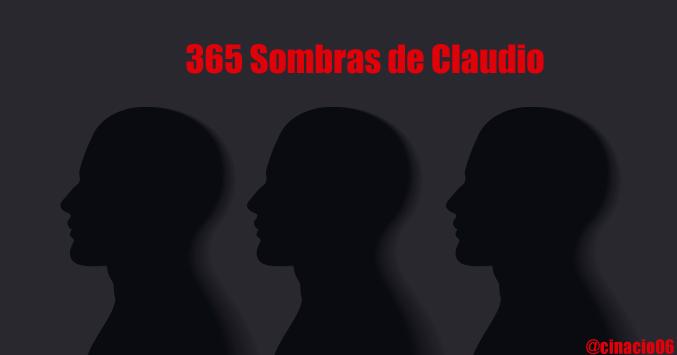 365 sombras de Claudio – 1º año de mi Blog