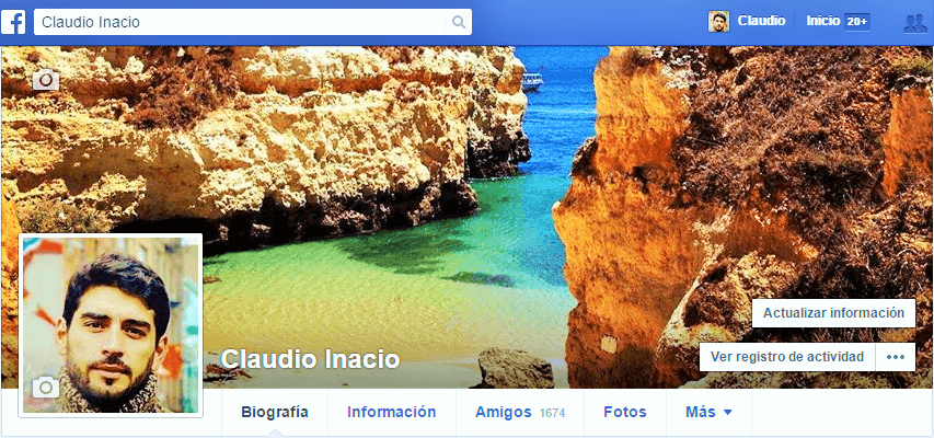 facebook claudio
