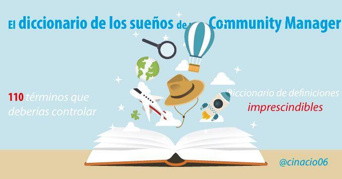 El Blog de Claudio Inacio - El diccionario de los sueños de un Community Manager