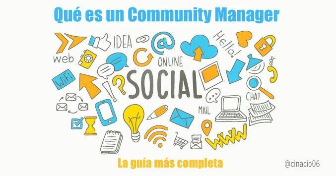 la guia mas completa del Community Manager