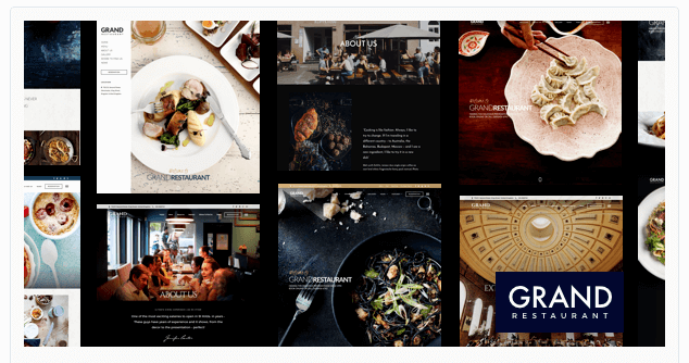 Gran Restaurant theme