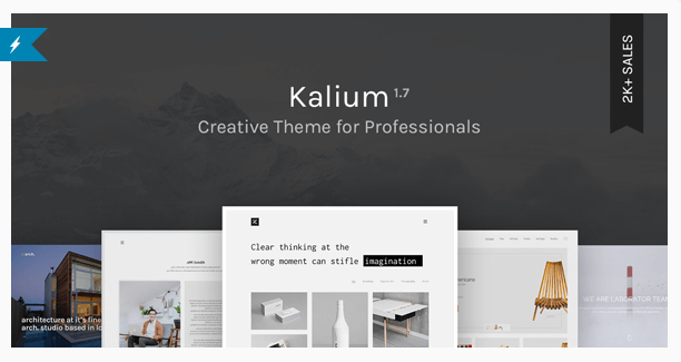 Kalium plantillas wordpress