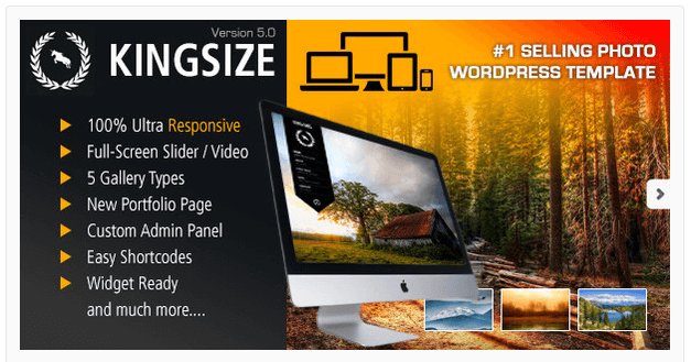 KingSize theme