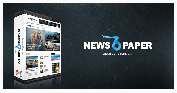 Newspaper plantillas wordpress