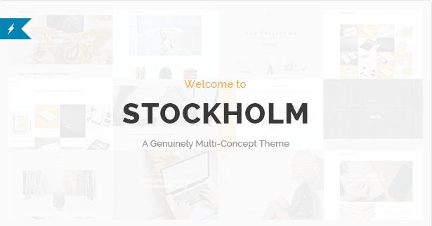 Stockholm temas wordpress