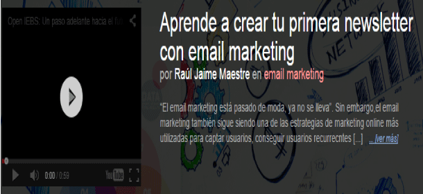 cursos gratis: email marketing