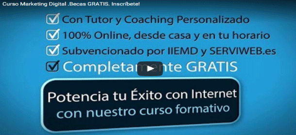 cursos gratuitos online marketing digital y redes sociales
