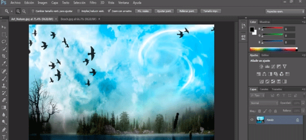 cursos on line gratis photoshop