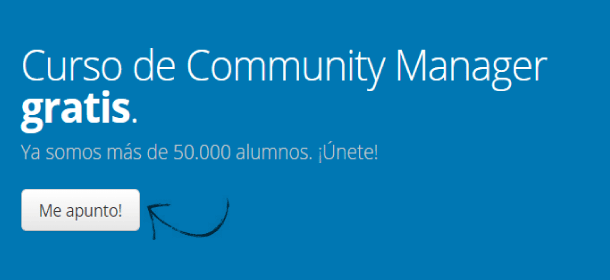 cursos online gratuitos community manager