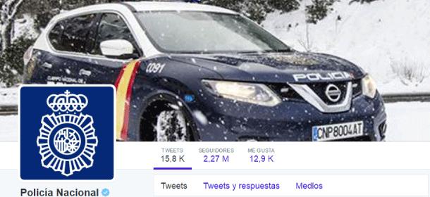los mejores tweets de policia nacional