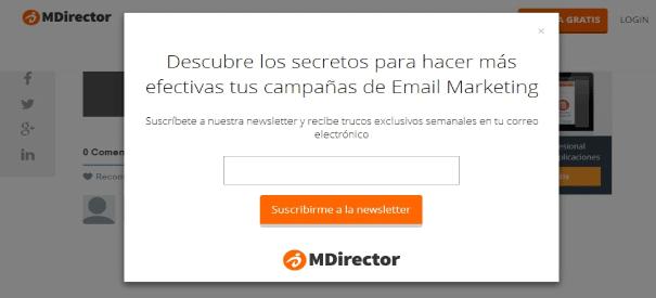 email marketing en ecommerce