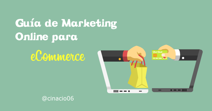 guia de marketing online en un ecommerce