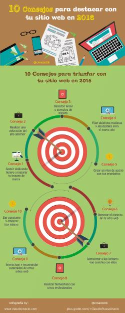 infografias con consejos para 2016