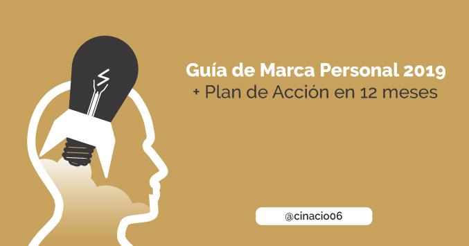 El Blog de Claudio Inacio - Guía de Marca Personal: Cómo crear una estrategia de Personal Branding en Internet con un Plan de Acción de 12 meses
