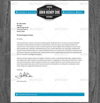 carta de presentacion de empresas