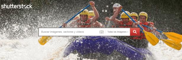 banco de imágenes Shutterstock