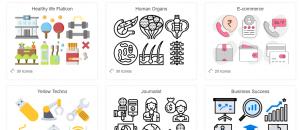pagina para descargar pack iconos