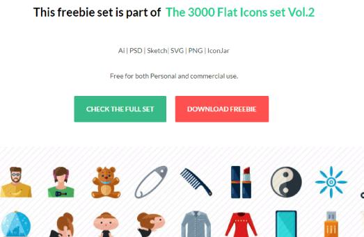 iconos para web gratis roundicons