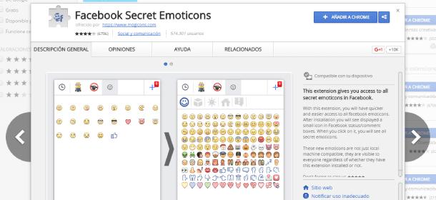 iconos gratis facebook
