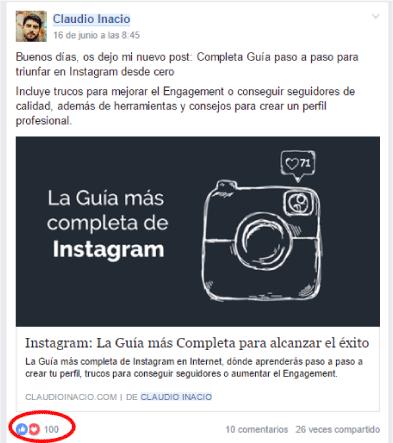 engagemento grupo social media español