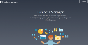 herramientas del facebook - business manager