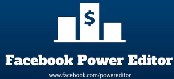 herramientas de facebook power editor