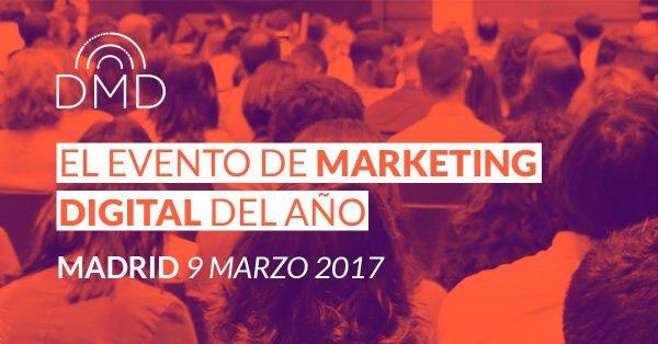 evento de marketing digital day madrid
