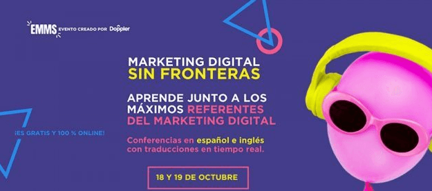 conferencias de marketing 2018 EMMS