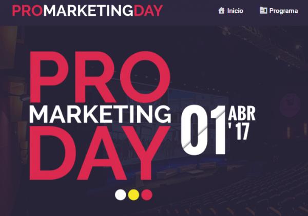 evento de marketing online de aulacm