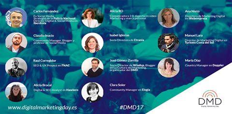 eventos de marketing digital en Junio DMD Malaga