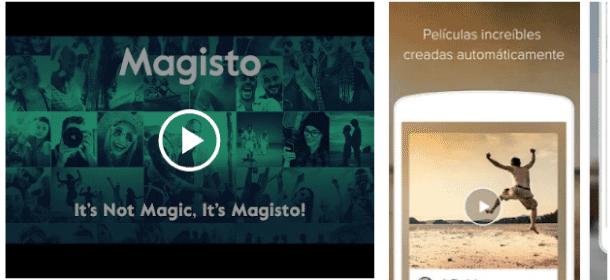 Magisto programas de edicion de video