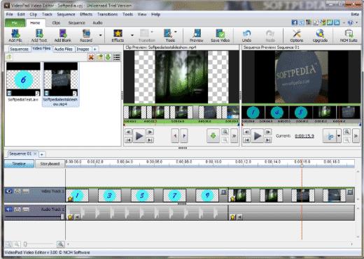 videopad programas de edicion de videos