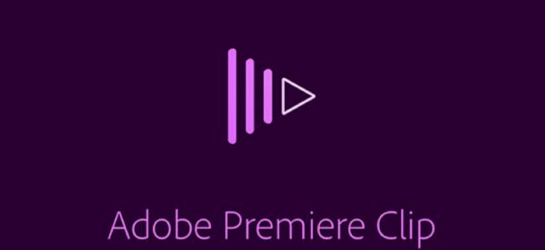 adobe premiere programas de edicion de video