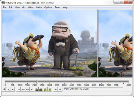 virtualdub programas de edición de video