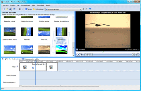 windows movie maker programas de edicion de video