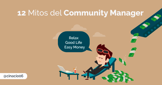 mitos del community manager