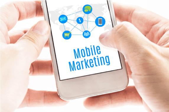 tendencias de marketing - movil marketing